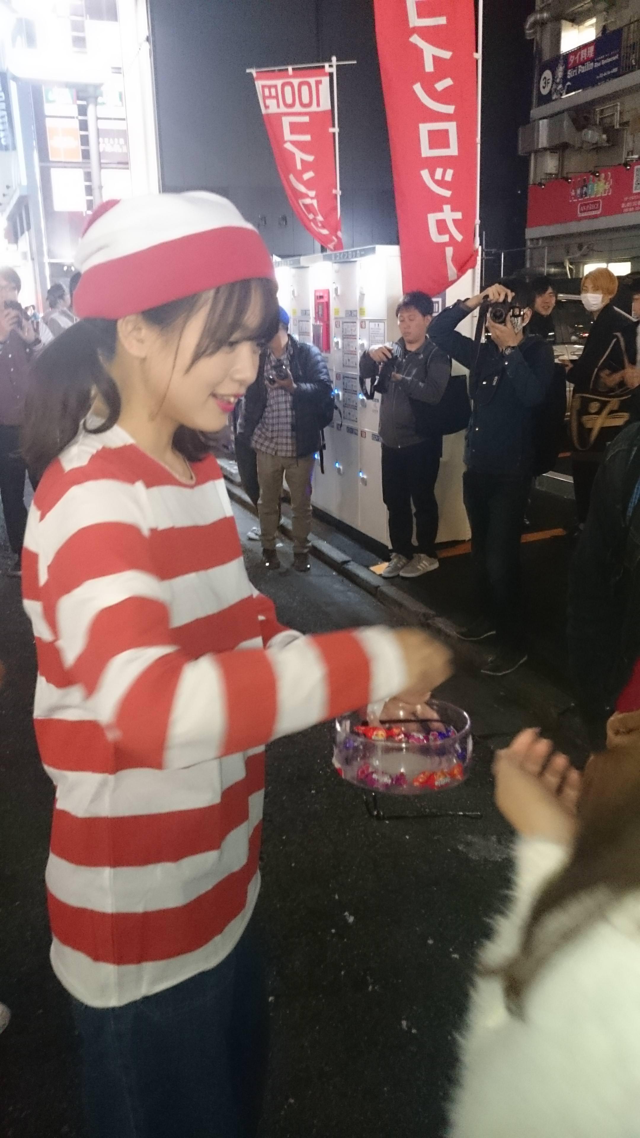 2ちゃんから集めた2016年渋谷のハロウィンコスプレ画像wwww 0157