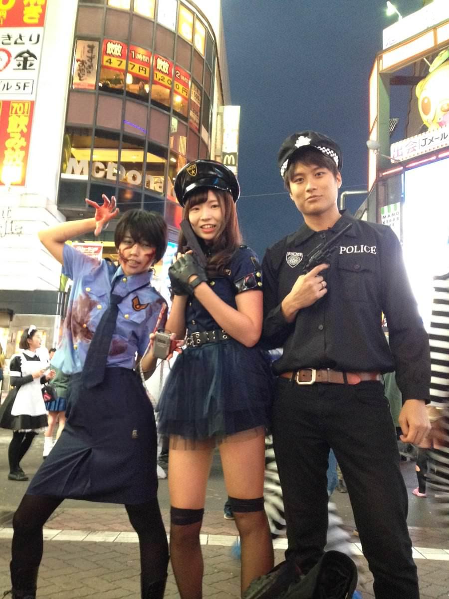 2ちゃんから集めた2016年渋谷のハロウィンコスプレ画像wwww 0159