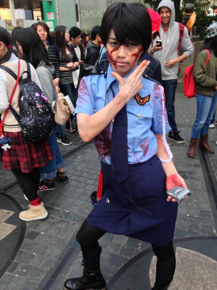 2ちゃんから集めた2016年渋谷のハロウィンコスプレ画像wwww 0164