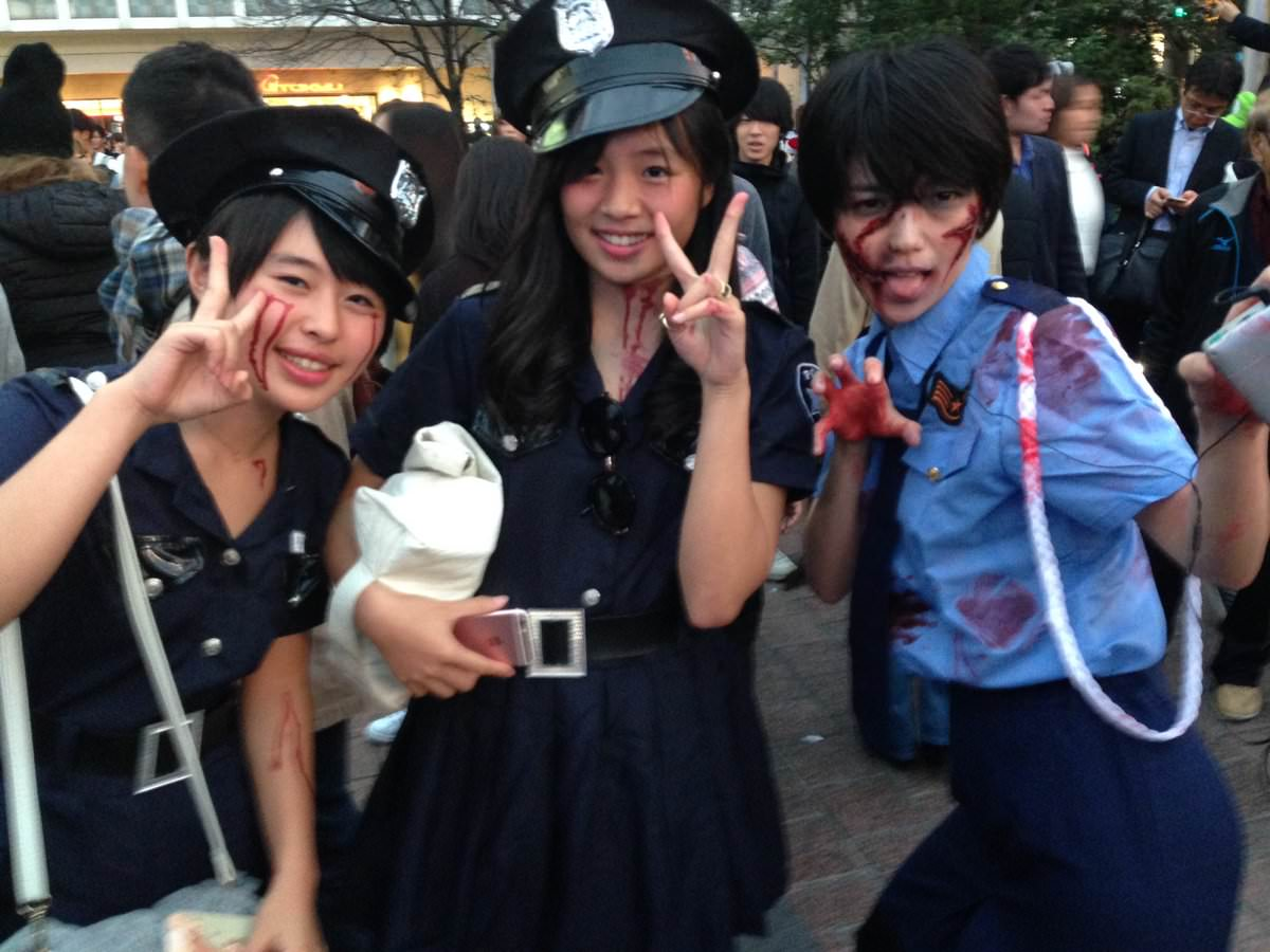 2ちゃんから集めた2016年渋谷のハロウィンコスプレ画像wwww 0165