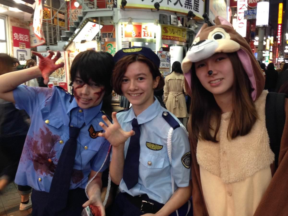 2ちゃんから集めた2016年渋谷のハロウィンコスプレ画像wwww 0166