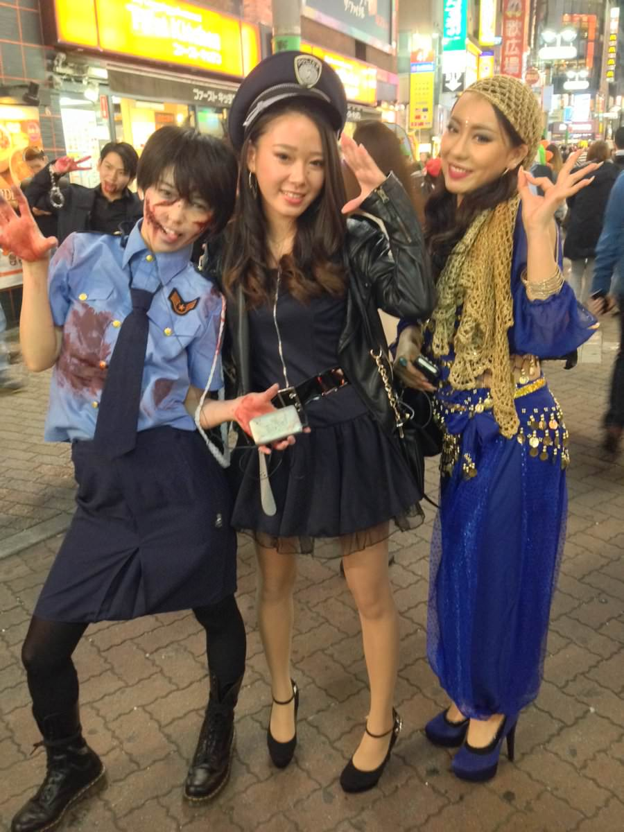 2ちゃんから集めた2016年渋谷のハロウィンコスプレ画像wwww 0167