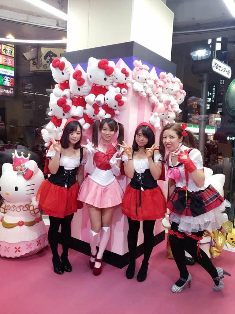 2ちゃんから集めた2016年渋谷のハロウィンコスプレ画像wwww 0168