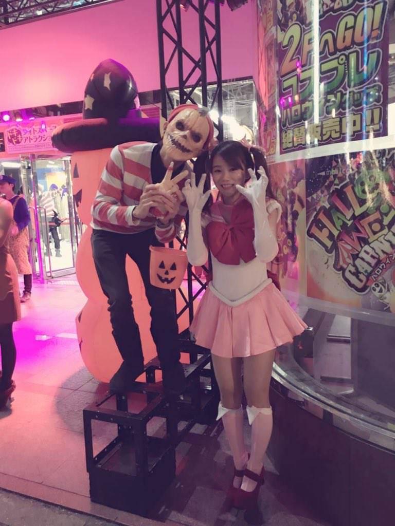 2ちゃんから集めた2016年渋谷のハロウィンコスプレ画像wwww 0171
