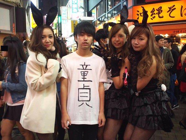 2ちゃんから集めた2016年渋谷のハロウィンコスプレ写真wwwwwwww