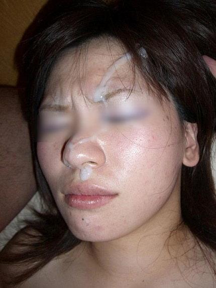 溜め込んだ精子をま~んに大量顔射www嫌いな女にぶっかけて顔汚すの楽しすぎwwww 2804