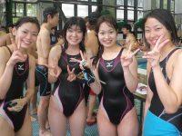 競泳水着最高!!!!!!この時期見たい水着のエロ画像wwww