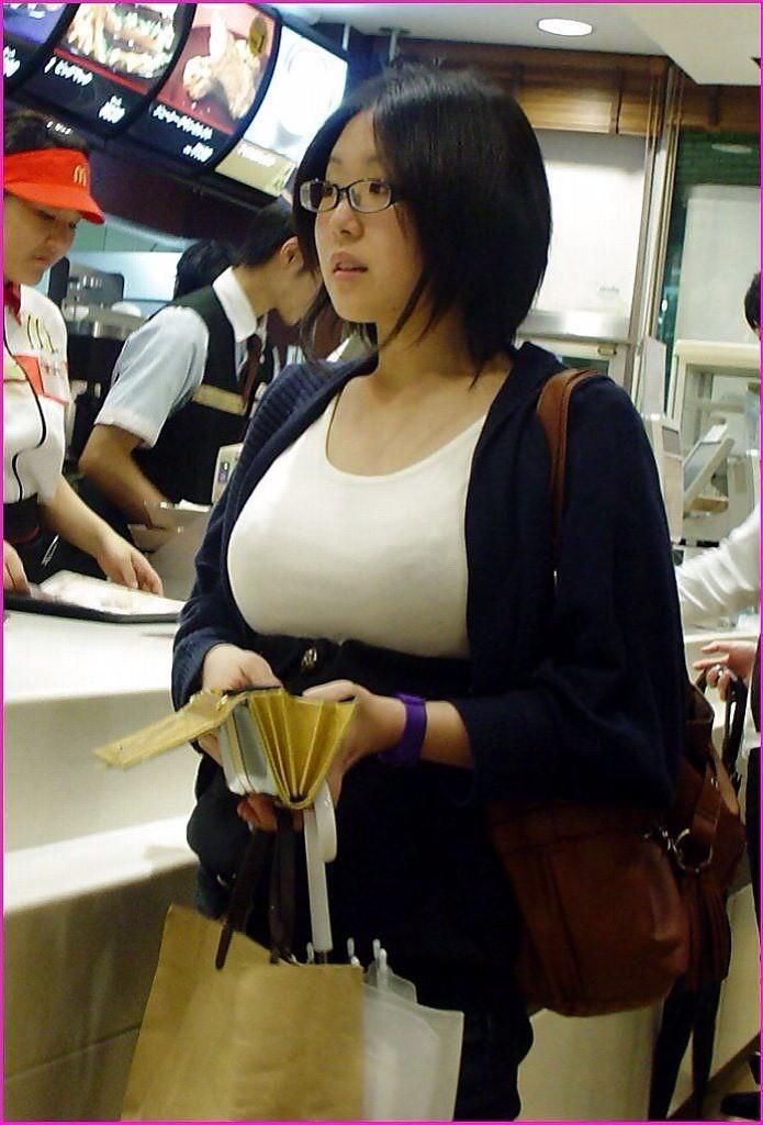 地味とブスを履き違えるな!!!地味系巨乳おっぱいの素人エロ画像wwwwww i3lxSWw