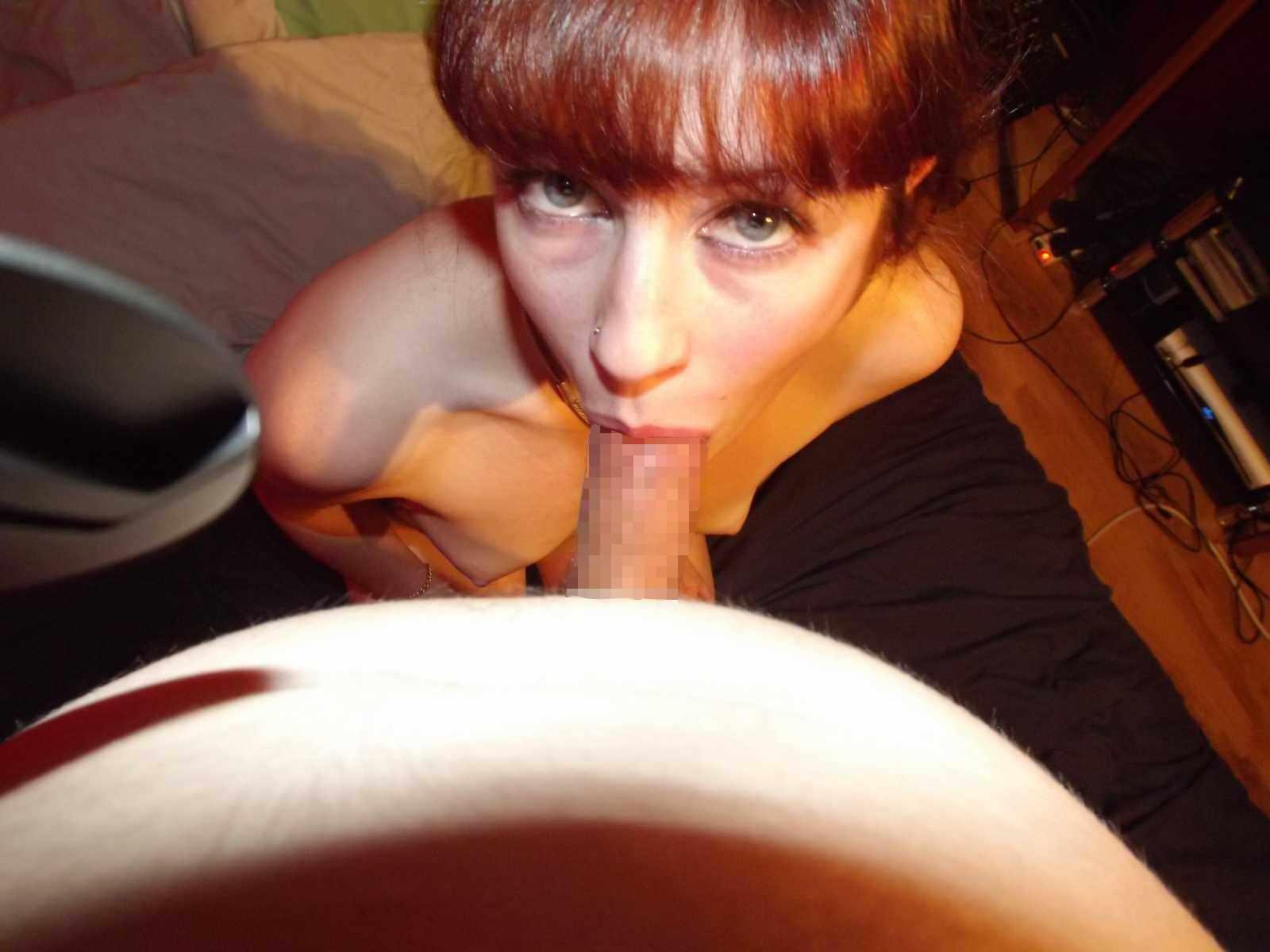 旦那のビッグマラーを美味しくフェラする外人妻www愛のあるフェラって素敵ですねwww 2141
