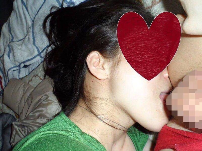 新婚の奥さんに初めてのフェラ強要!!!写真取ったから画像をネットに大量うpwwwwwwww 2220