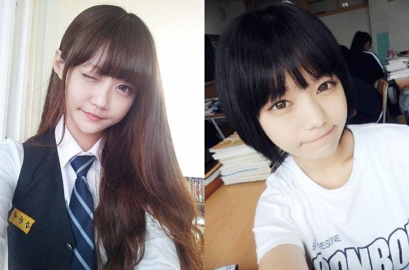 中国の整形女子高生が可愛すぎると話題に!!!ジャップJKとの格の違いwwwwwwwwwwww xup8jyleerj