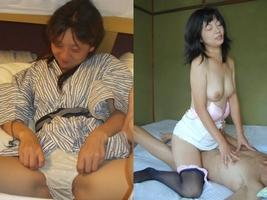 温泉旅館でいちゃつく若夫婦のハメ撮り!!!有り余る20代の体力をセックスに注ぎ込みすぎwwwwww