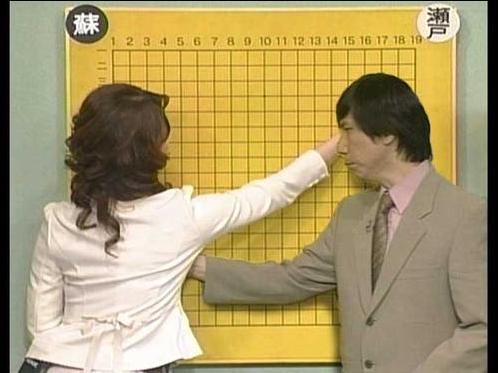 【画像】NHK囲碁のお姉さんのエロすぎる巨乳wwwwwwwwwww(元AKB戸島花) 16b6c600 1245375557745