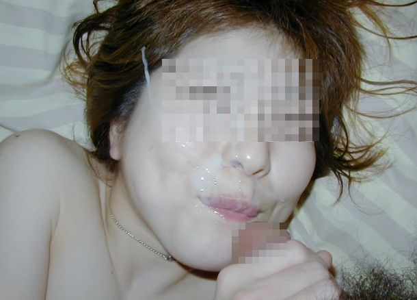完全素人の女の子に大量顔射wwwこってりした精子が生々しすぎるwwww 2266
