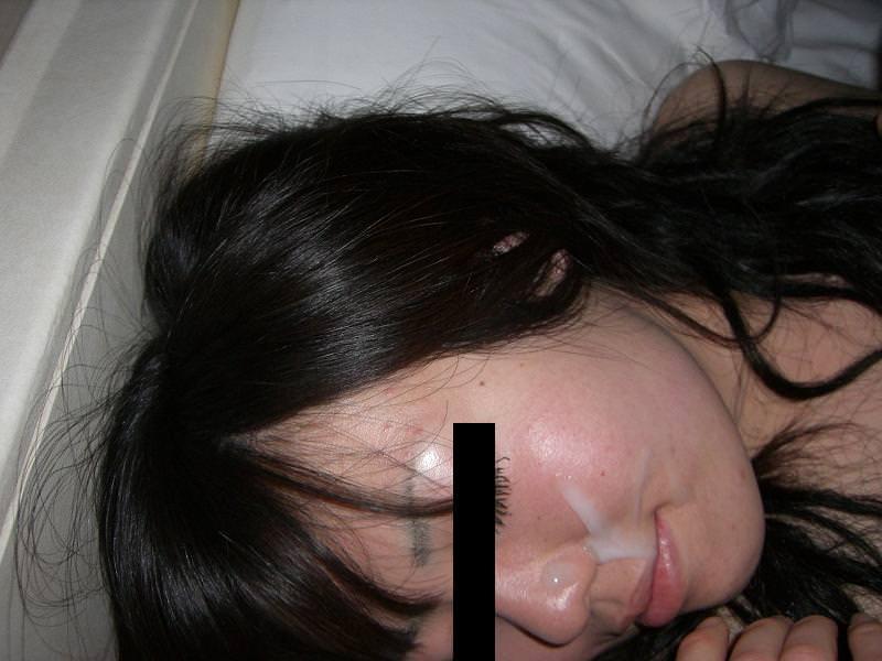 完全素人の女の子に大量顔射wwwこってりした精子が生々しすぎるwwww 2275