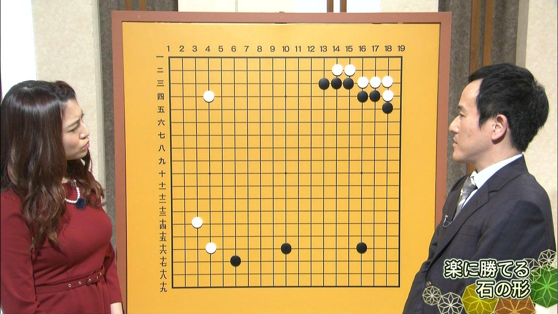 【画像】NHK囲碁のお姉さんのエロすぎる巨乳wwwwwwwwwww(元AKB戸島花) 474df3f754cea4b91741dc3f74eed3ef