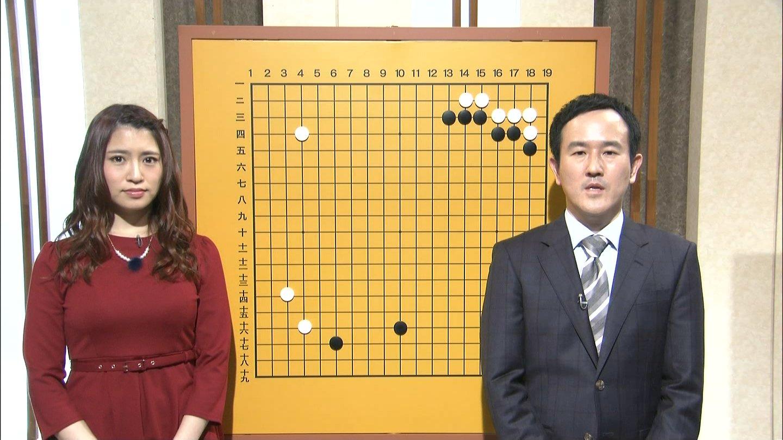 【画像】NHK囲碁のお姉さんのエロすぎる巨乳wwwwwwwwwww(元AKB戸島花) 77dca84a3c9b8e7c41240363203edf2a