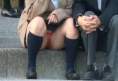 調教されたJKが着エロアイドルが禁断の乳首の画像