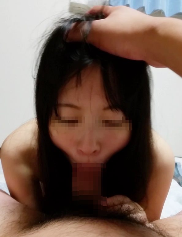 彼女にフェラチオ調教wwwドスケベなフェラ好き女になってて草www 0213