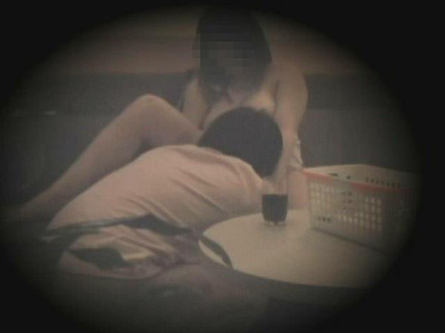ピンサロ店で人気嬢のフェラチオ盗撮した結果 → 基盤も出来てセックス画像ゲットwww 0234