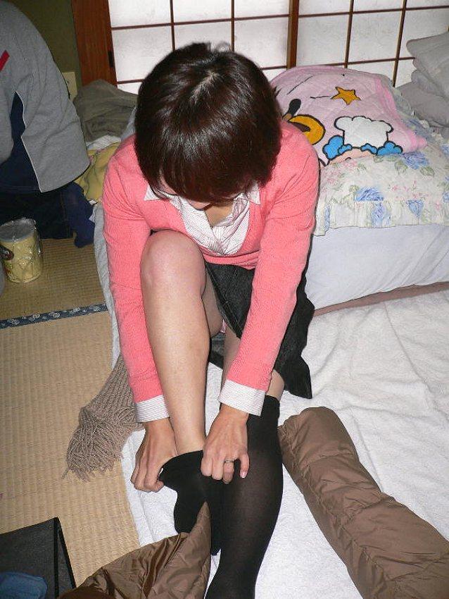 ワイの愛する、お着替え中の素人エロ画像wwwww 9ZxVBDQ