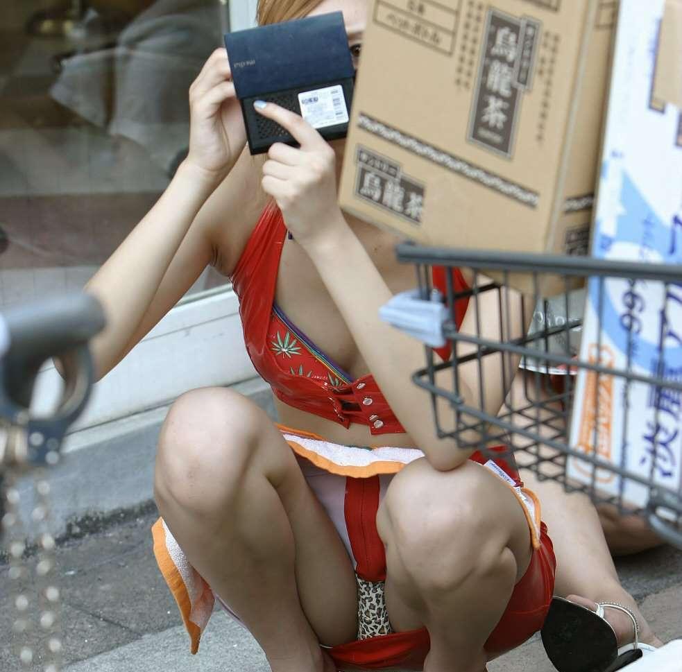 プロオナニストによる厳選パンチラ・胸チラ画像まとめwwwwwwwww 9b83d14d