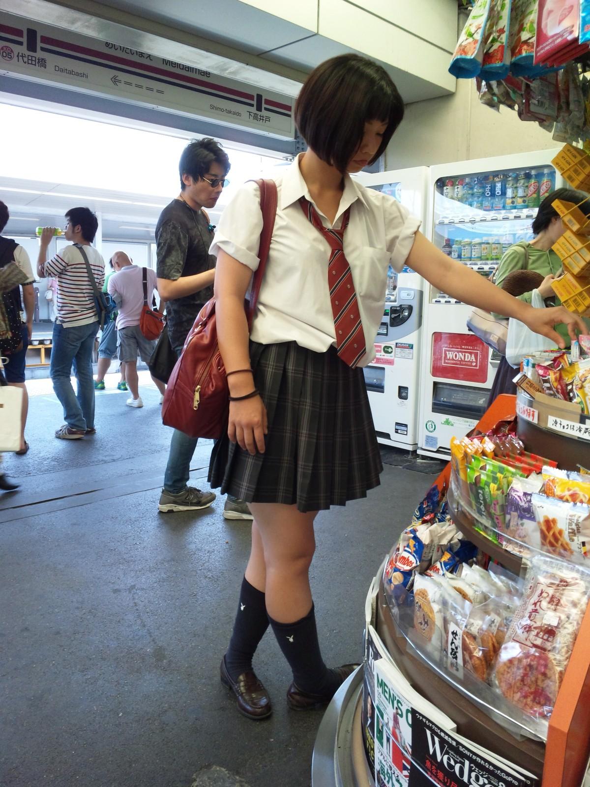 女子高生の日常風景がなんだか素敵な画像www HdaYJbl