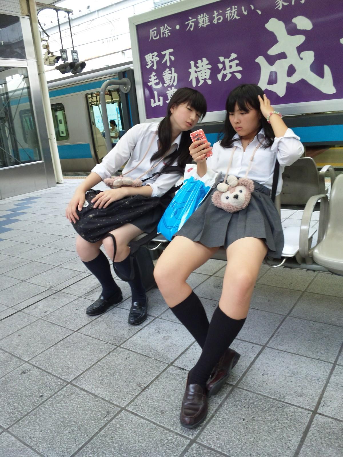 女子高生の日常風景がなんだか素敵な画像www KEeYCXS