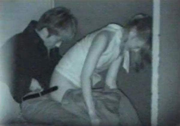 赤外線カメラで鮮明に撮られたカップル達の野外セックス!!!リア充は外でもセックスしまくりwww 0404