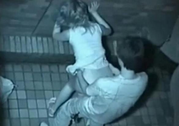 赤外線カメラで鮮明に撮られたカップル達の野外セックス!!!リア充は外でもセックスしまくりwww 0409