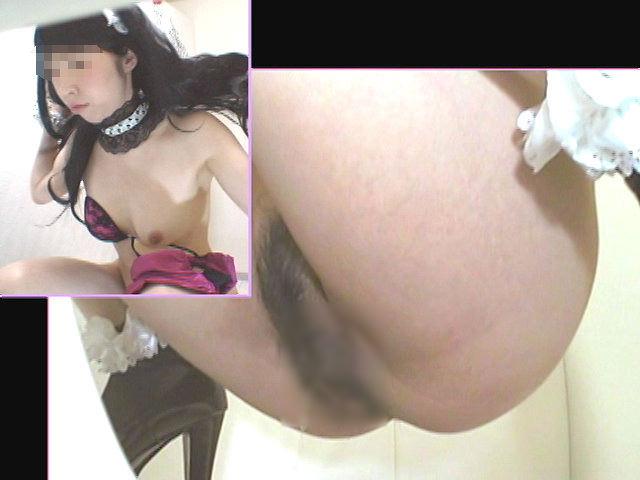 メイドキャバクラ嬢のオシッコ隠し撮りwww可愛い子多くてえっろwww 2227