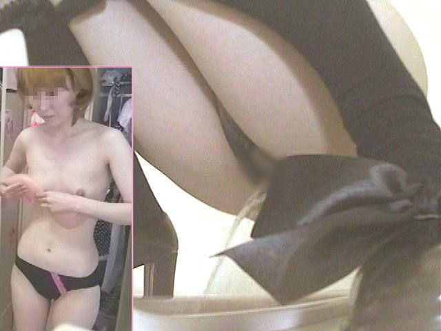 メイドキャバクラ嬢のオシッコ隠し撮りwww可愛い子多くてえっろwww 2235