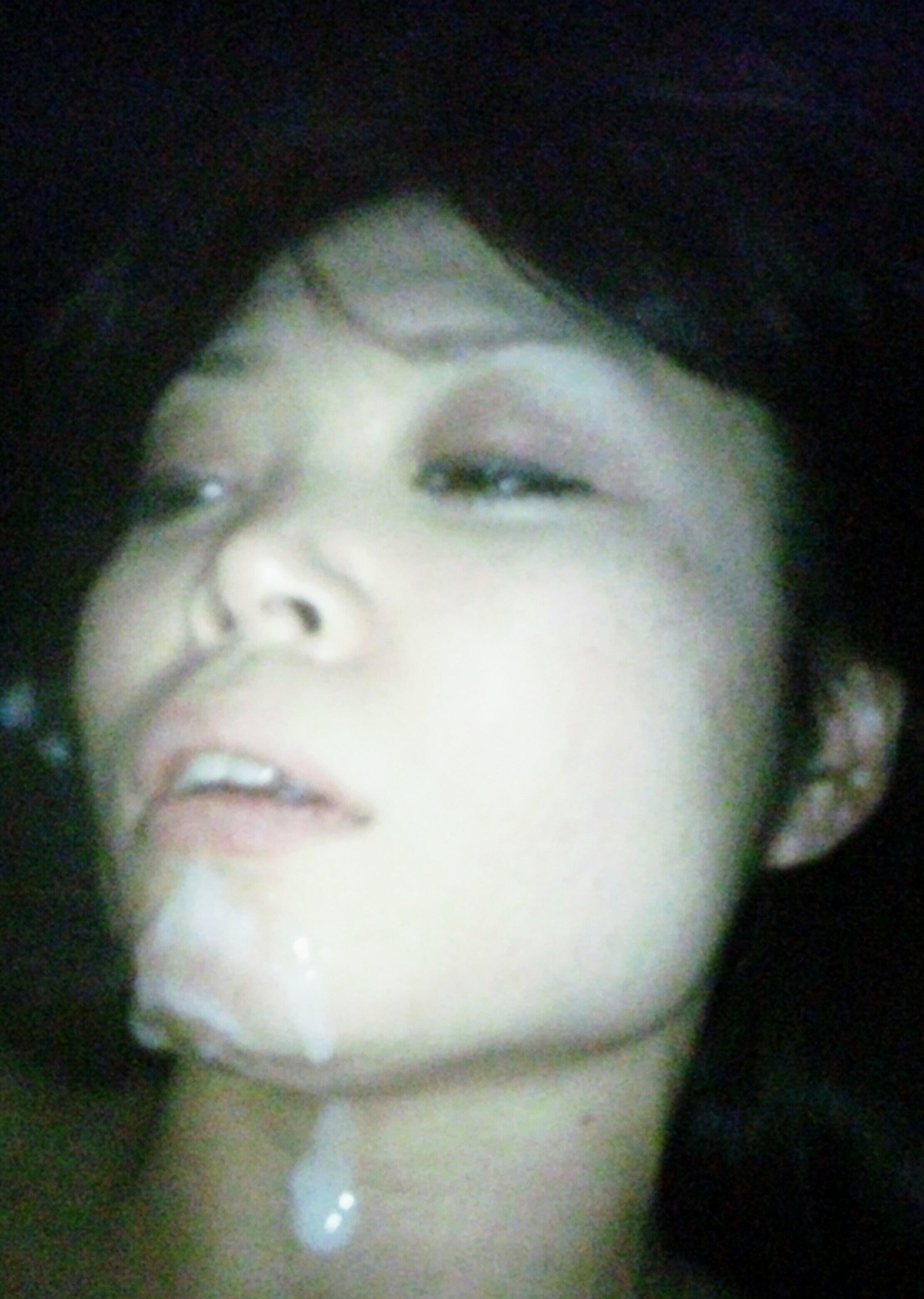 お口マンコにドバっと中出しwwwザーメン流しこむ口内射精のエロ画像 2409 1