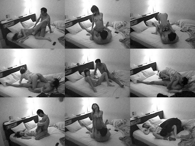 ラブホは危険!!?隠しカメラでセックス撮られるカップルたちwwwwwwww 0419