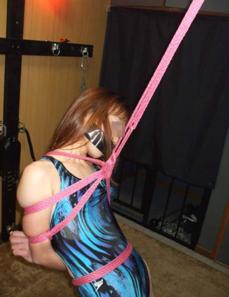 油の乗った30代素人娘を縄で縛ってSM調教したったwwwwwww 2221
