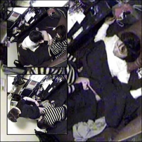 これはやば過ぎだろ!!ネットカフェでエッチしてるカップル隠し撮り成功wwwww 2330