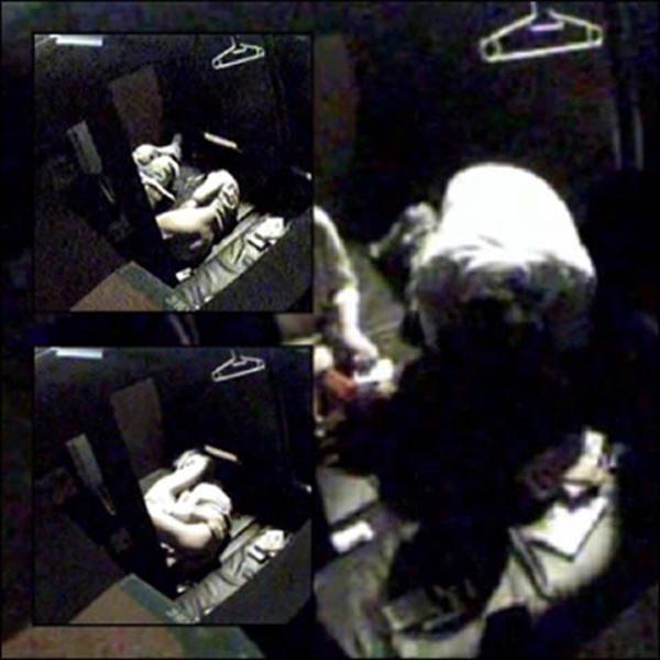 これはやば過ぎだろ!!ネットカフェでエッチしてるカップル隠し撮り成功wwwww 2337