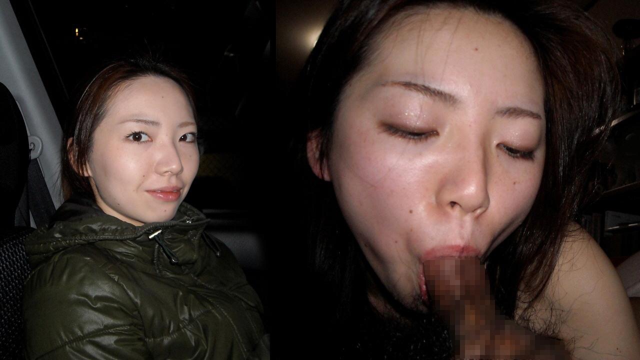 こんなに普通の女性が彼氏のデカチン咥えてフェラ抜きしてるぜぇーwww XD8uu4i