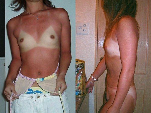 湘南のビーチでイチャついた後は、恋人の日焼けした身体をパンパン犯すぜぇーwwwwww