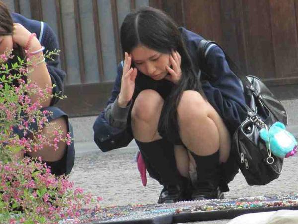 女子高生の青春はうるわしいパンツの色wwwwwwww zkqn4R9