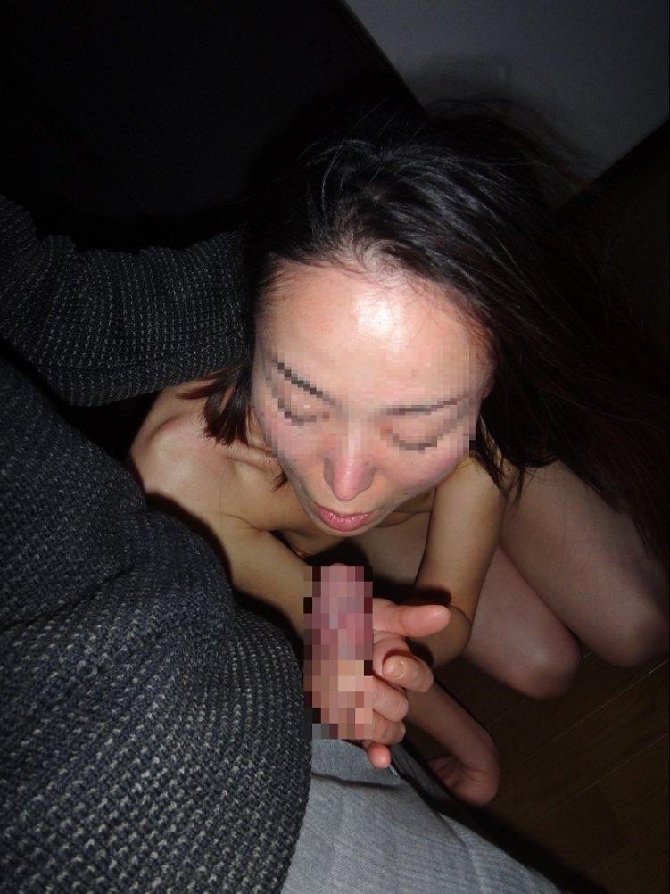 ワイ、大好きな彼女にフェラチオ強制!!!従順な肉便器のが大好きwwwwwwwww 0239