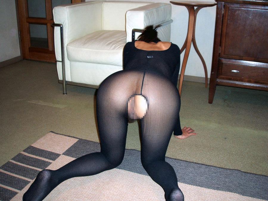 素人熟女のだらしない体を引き締める全身網タイツがエロすぎる件wwwwwww 23126
