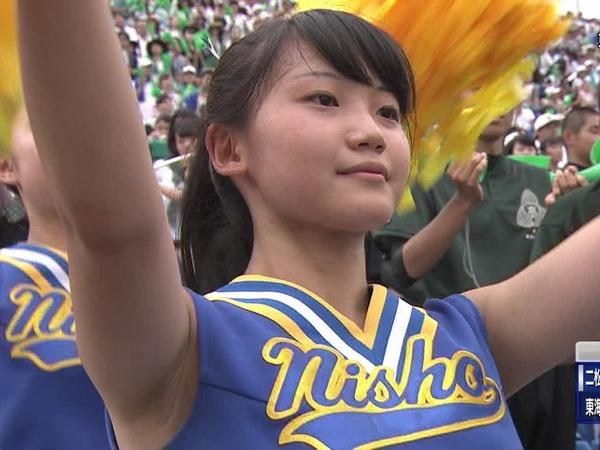 高校野球10代小娘チアリーダーは今年も股間を潤してくれましたwwwwwwwwwwwwwwww