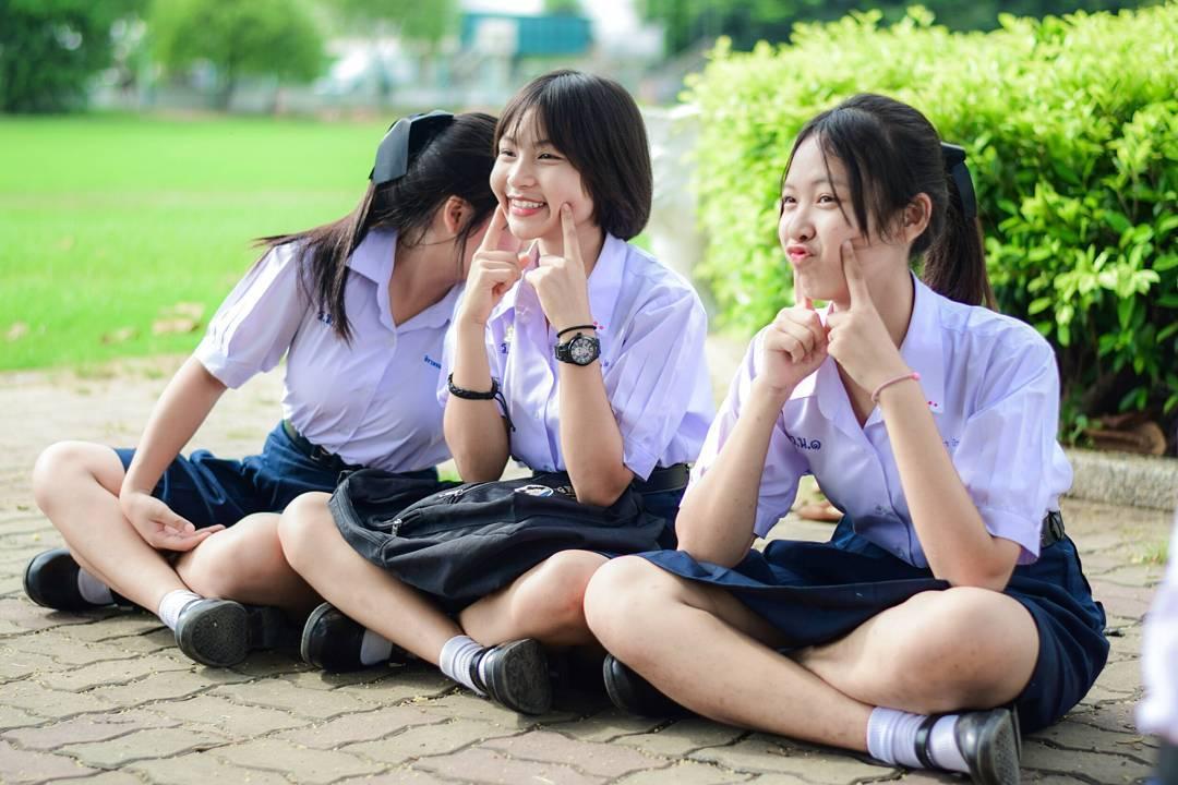 【悲報】ワイ、台湾のJKが可愛すぎて泣けてくるwwwwwwww Pjji6iN