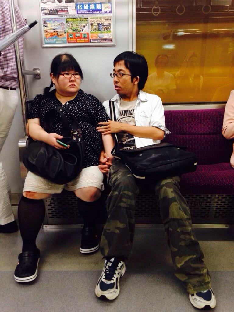 電車内で本当にあったヤバイエロ画像wwwwwwwwwwwwwww XNYaudn