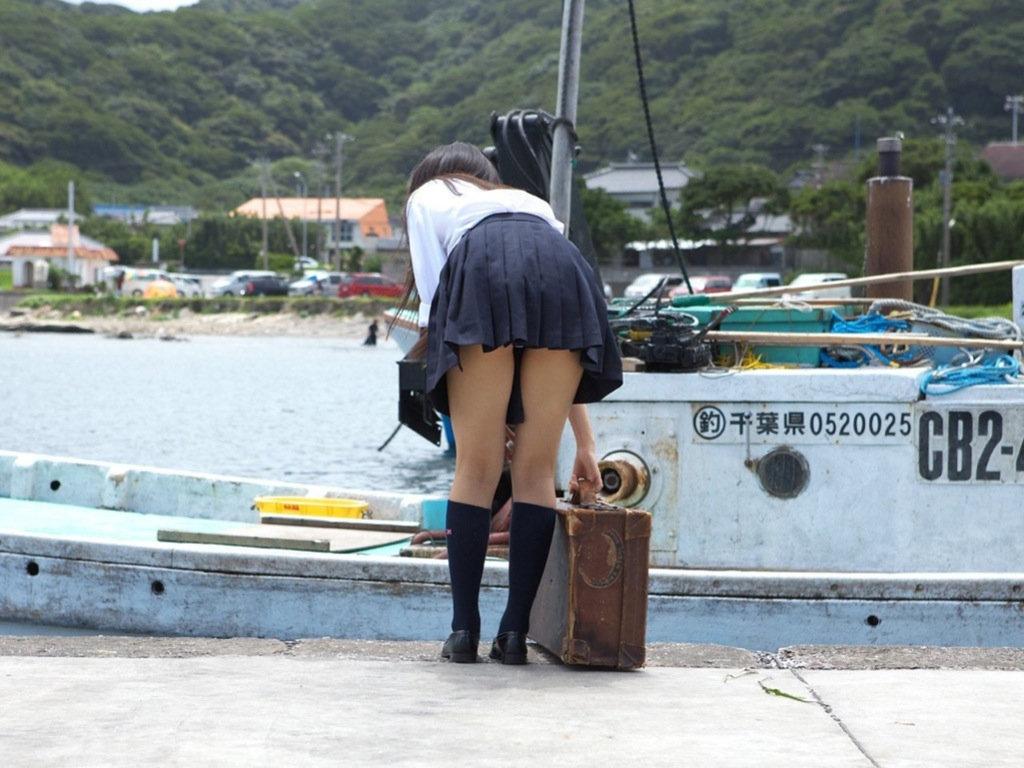 仕事も終わったし、元気をもらえる女子高生の画像を貼ってくぞーwww iVqNz0n