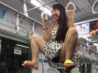 電車内で本当にあったヤバイエロ画像wwwwwwwwwwwwwww