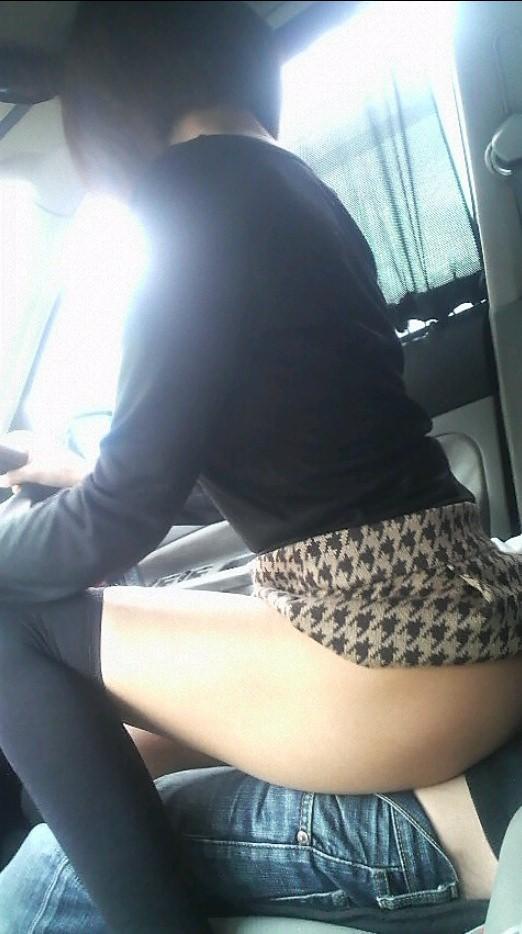 車内で彼女にオナニーさせたりハメ撮りして来たからお前らに晒すぜぇーwww 0602