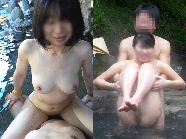 子育てから開放されて混浴民宿でセックス三昧の人妻wwwwwwダンナ婦円満の秘訣はねっとりSEXwwwwww