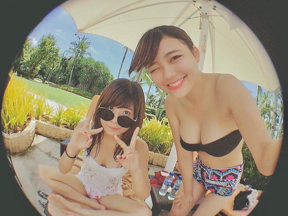 この夏のリア充水着女子の素人エロ画像貼ってくぞwwwwwwww UqB4Yrs